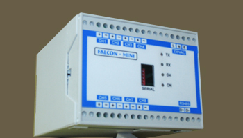 8 Channel 4-20Ma to RS485 Converter