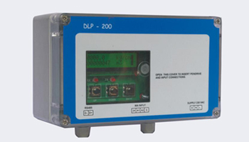 Data logger-Flow-Pressure-DLP-200