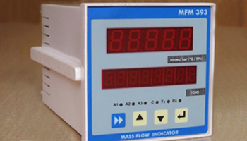 Mass Flow Indicator