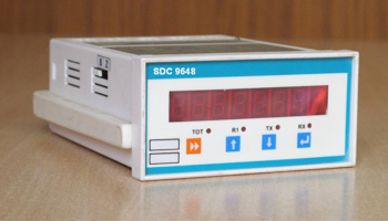 Single channel Pulse Counter with RS 485 Communication-SDC9648